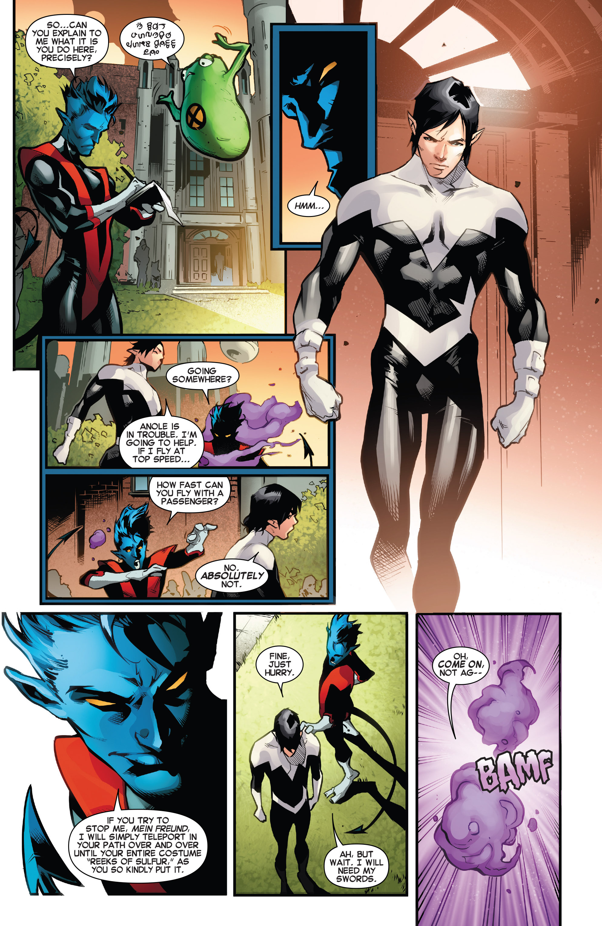 Read online Amazing X-Men (2014) comic -  Issue #13 - 10