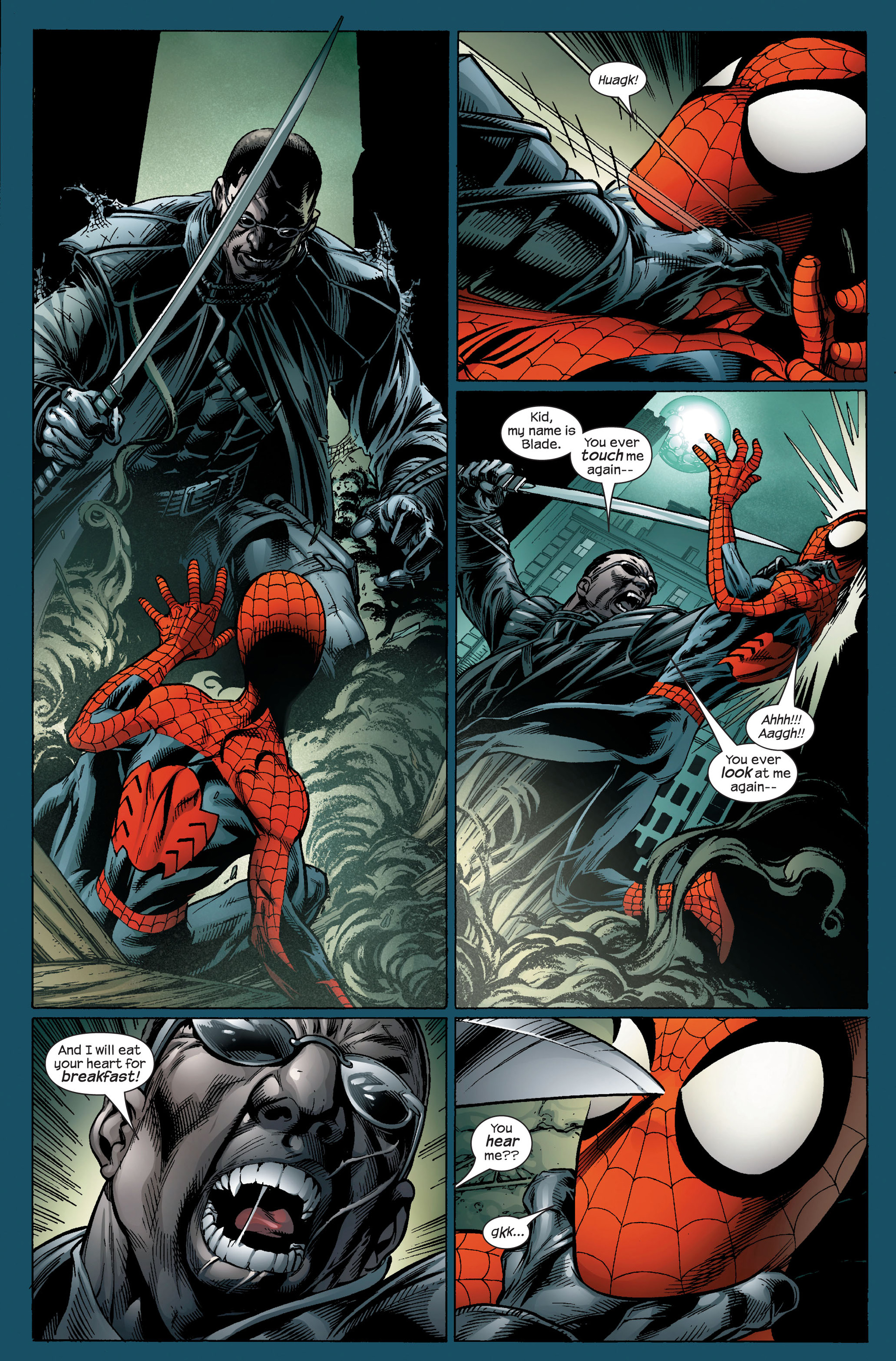 Read online Ultimate Spider-Man (2000) comic -  Issue #95 - 6