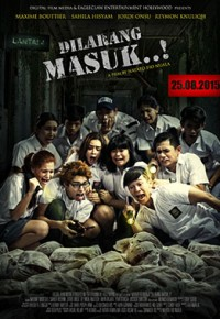 Download Film Dilarang Masuk 2016 DVDRip