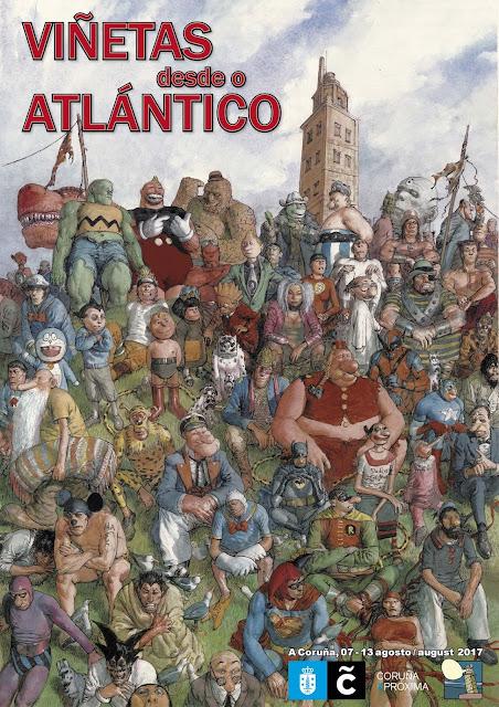 Viñetas do Atlántico
