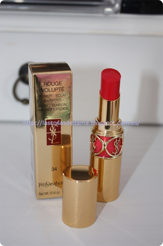 Rouge Volupté Yves Saint Laurent