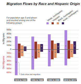 NYC Migration Flow by Race