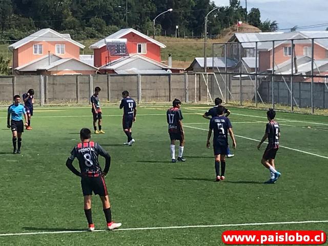 Mundialito de Fútbol se desarrolla en Puerto Octay