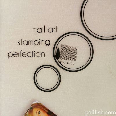Clear stamper with lid, review by polilish