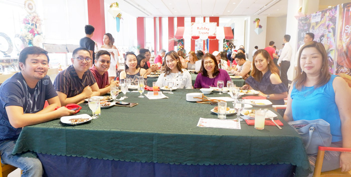 Davao Digital Infuencers at Park Inn by Radisson Davao   Bloggers and Media Lunch.
