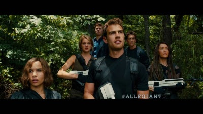 The Divergent Series: Allegiant (Movie) - Final Trailer 'Different' - Screenshot