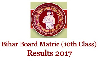 Bihar Board 10th Results