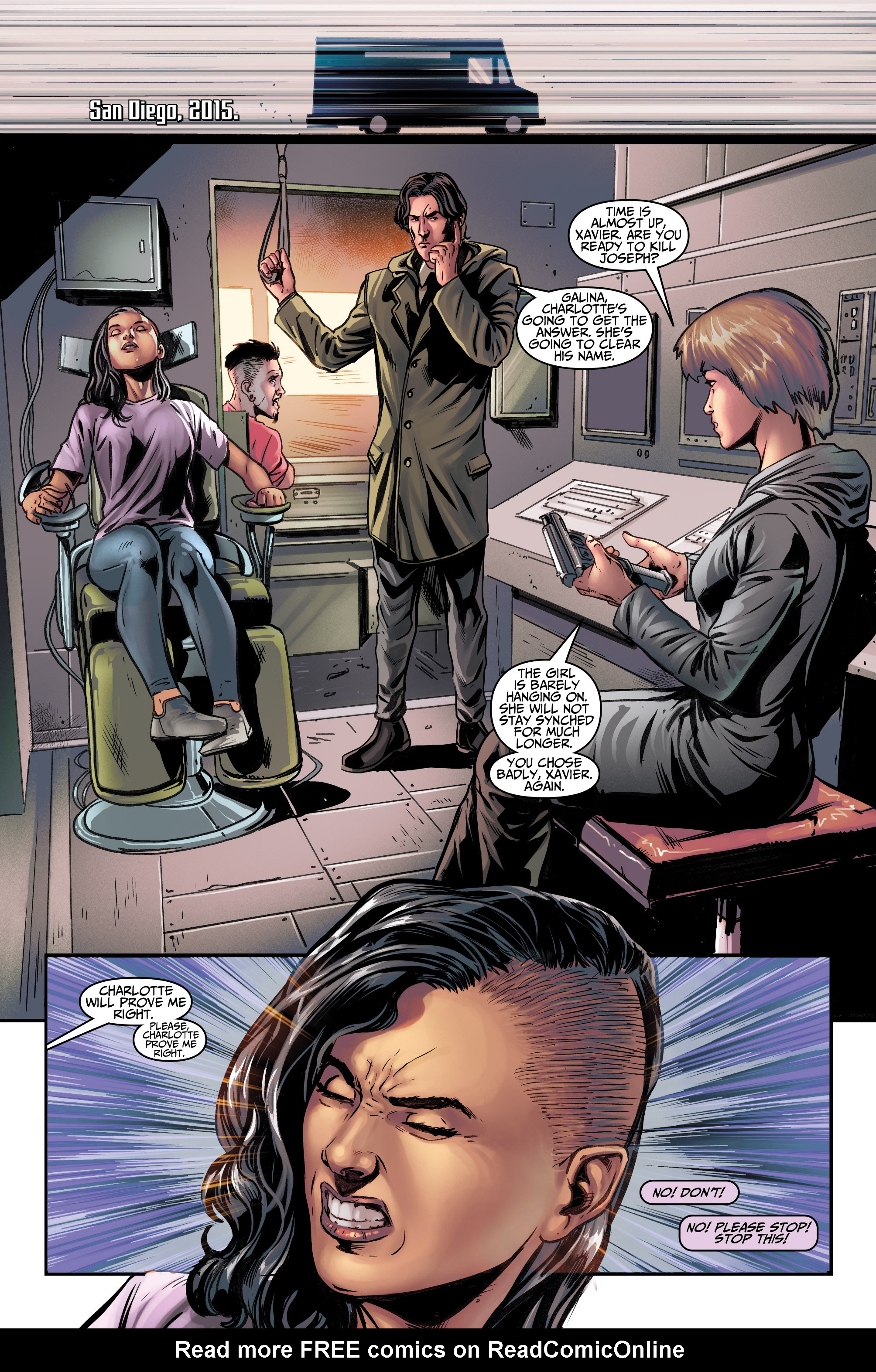 Read online Assassin's Creed (2015) comic -  Issue #4 - 3
