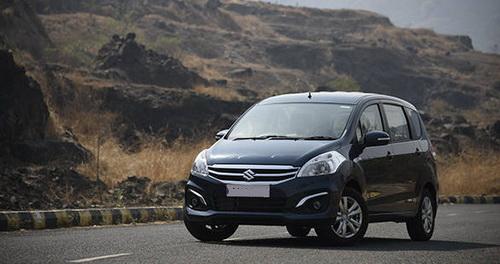 Harga Suzuki Ertiga Diesel Hybrid dan Spesifikasi