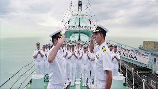 Best Navy Photo With Akshay Kumar in Rustom Movie