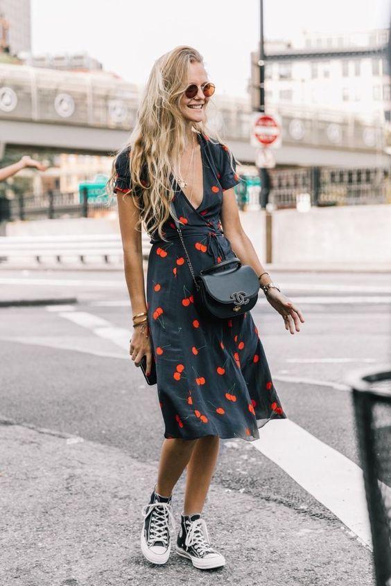 Floral Dress Image-4