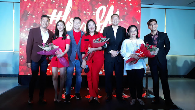 "Mr. Magbanua, Jourdanne Castillo, Benedict Kaw, Ma. Isabel ""Maribel"" Sison Dionisio, Mr. San Agustin, Ms. Magno, and Mr. Tiongson."