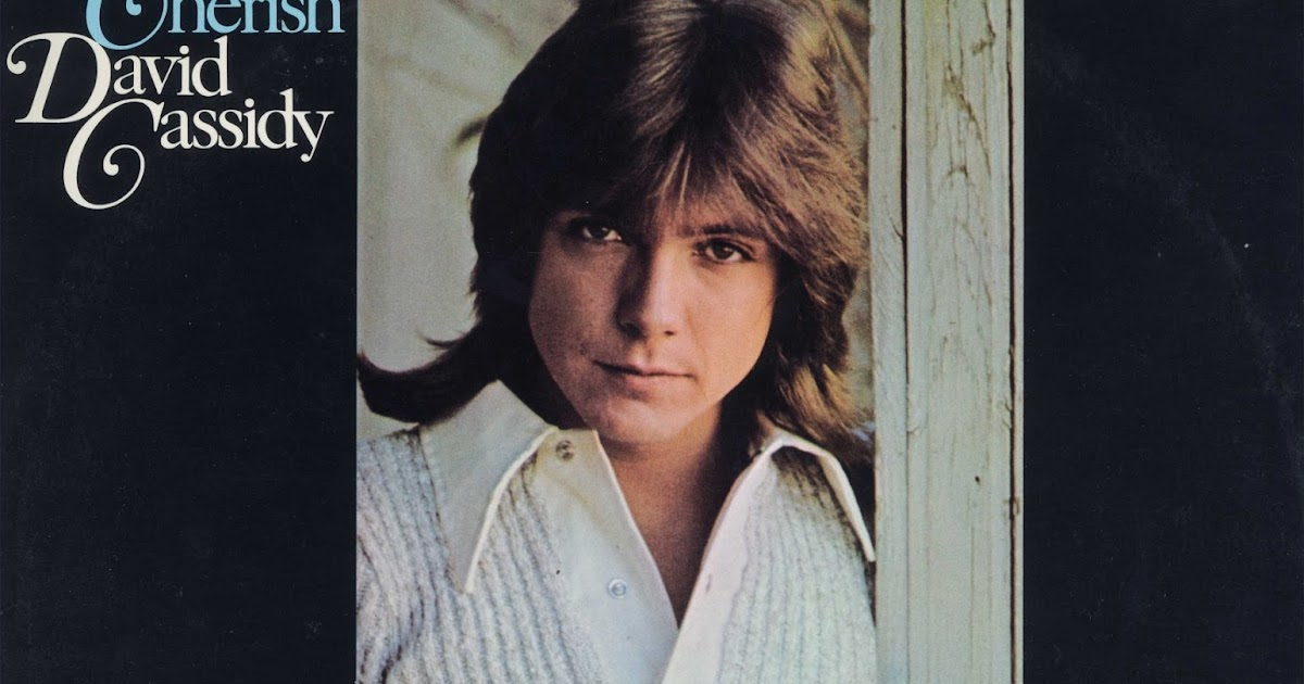 Rock On Vinyl David Cassidy Cherish 1972 Bonus Track