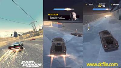 Fast & Furious Takedown (v1.7.01 Latest Version