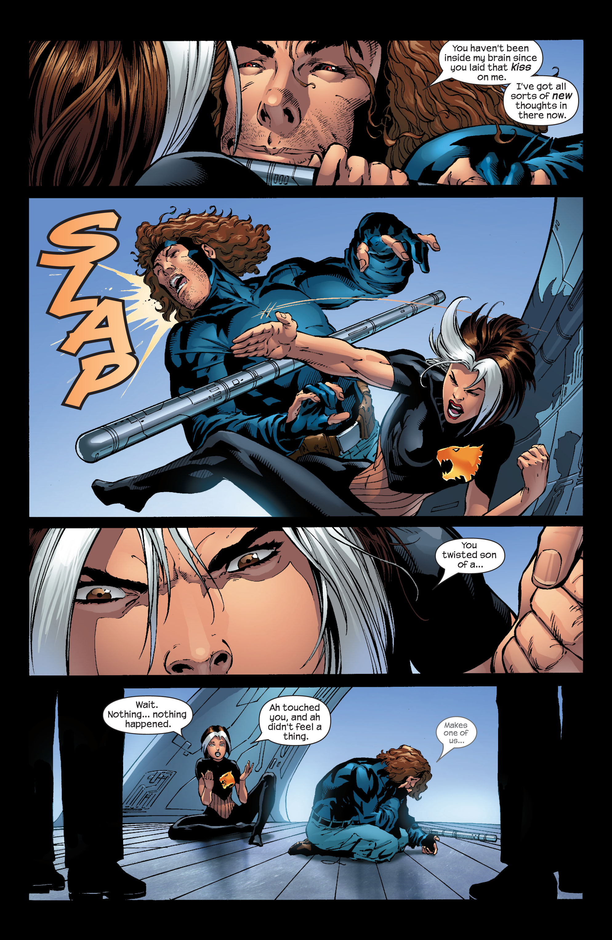 Read online Ultimate X-Men comic -  Issue #52 - 10