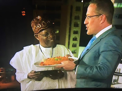 Senegal, Lai Mohammed, Jollof rice, Rice, Richard Quest, Nigeria, CNN, News