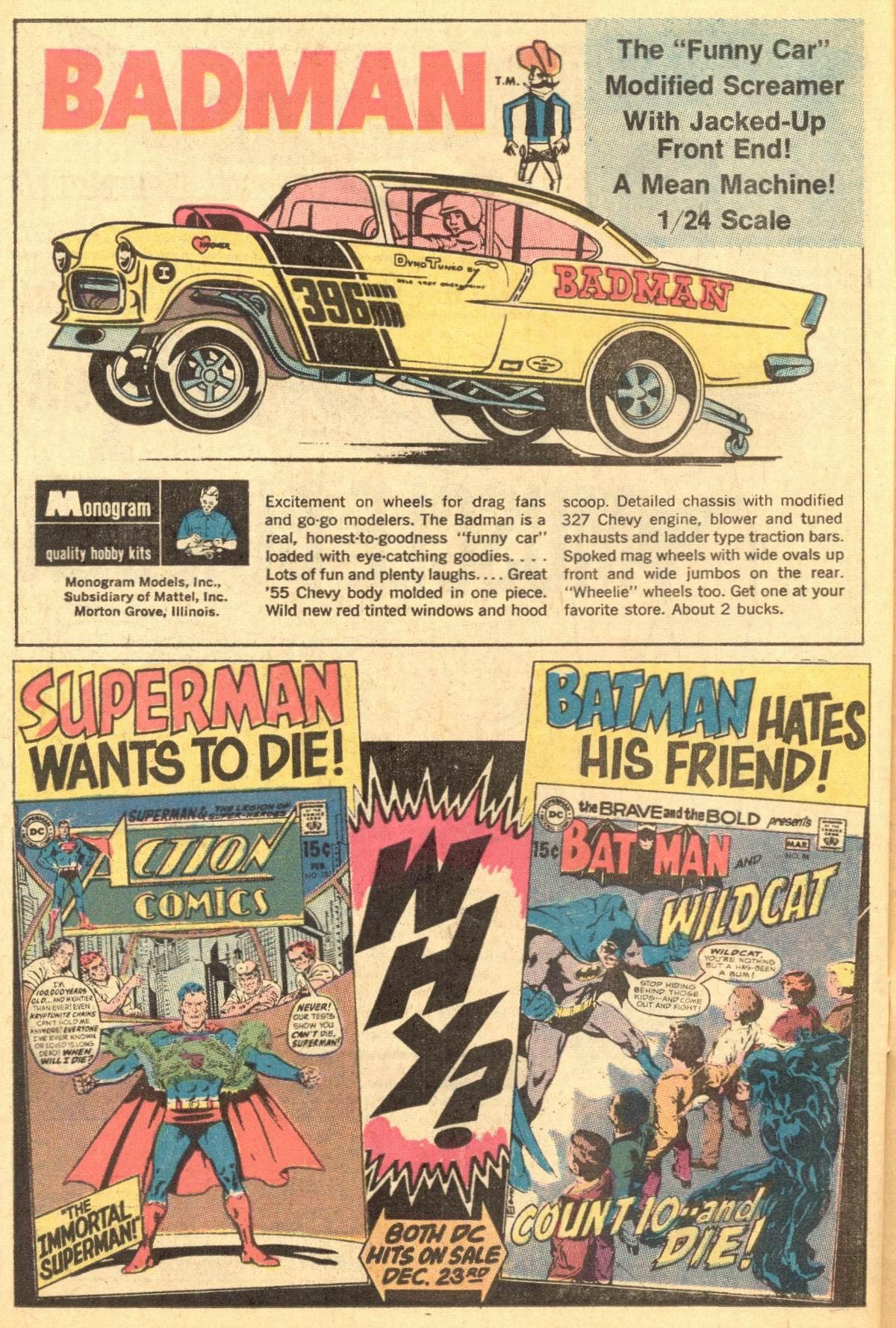 Read online World's Finest Comics comic -  Issue #191 - 26