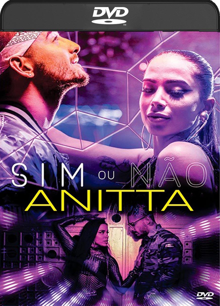 Anitta – Sim ou Não (2016) DVD-R
