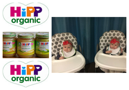 Weaning with Hipp Organic | My Crazy Family Story