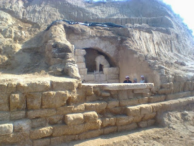 Σχέδια ανάδειξης της Αμφίπολης σε αρχαιολογικό προορισμό