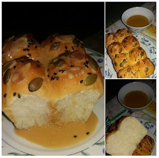 Resepi Roti Sarang Lebah Mudah