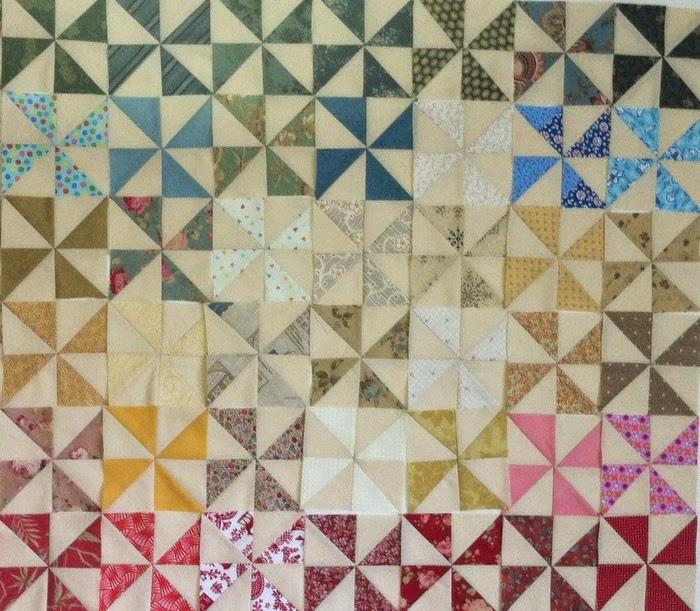patchwork maken
