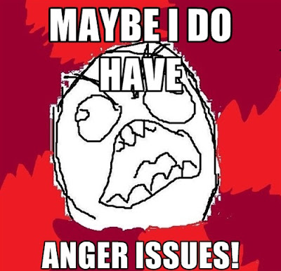 Are anger issues affecting your success?