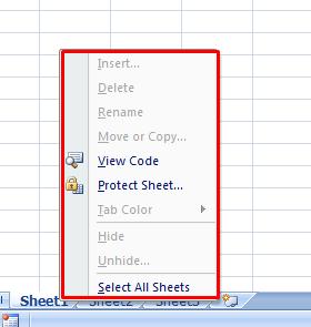 workbool diberi password sehingga tidak bisa ubah nama sheet