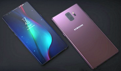 Samsung Galaxy Note 9 Specs Price Release Date 2018