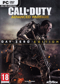 Cover Call of Duty Advanced Warfare MULTi8 - PROPHET [Free Download]