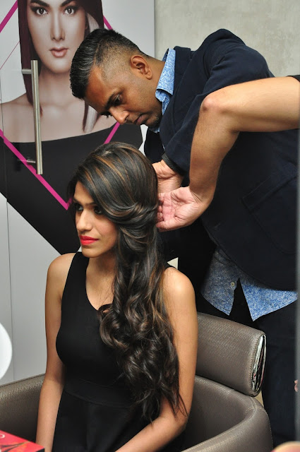 Spalon India Launches Bounce salon and spa @ Jubilee hills