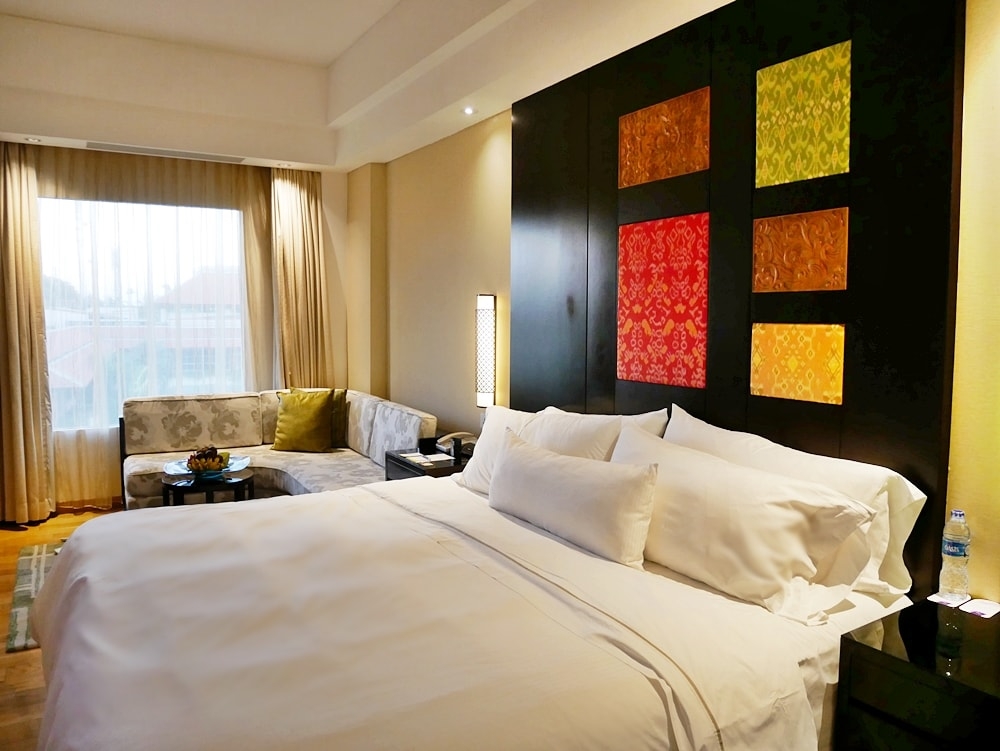 THE WESTIN RESORT NUSA DUA BALI PREMIUM ROOM