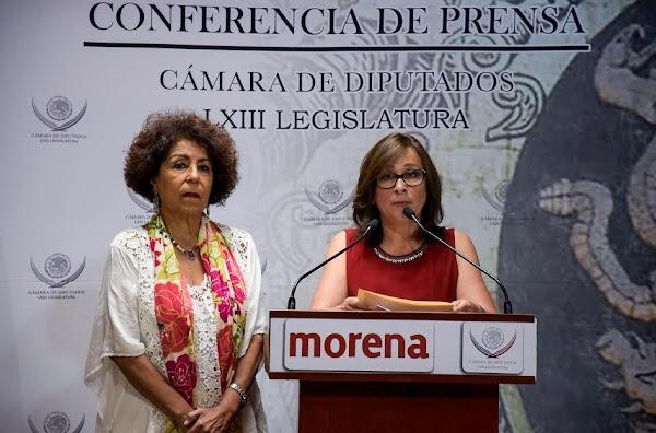 Morena pide renuncia de todos los consejeros del INE, por corruptos