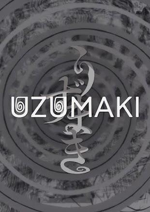 تقرير انمي Uzumaki (الحلزونية)