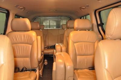 Interior Hyundai H1