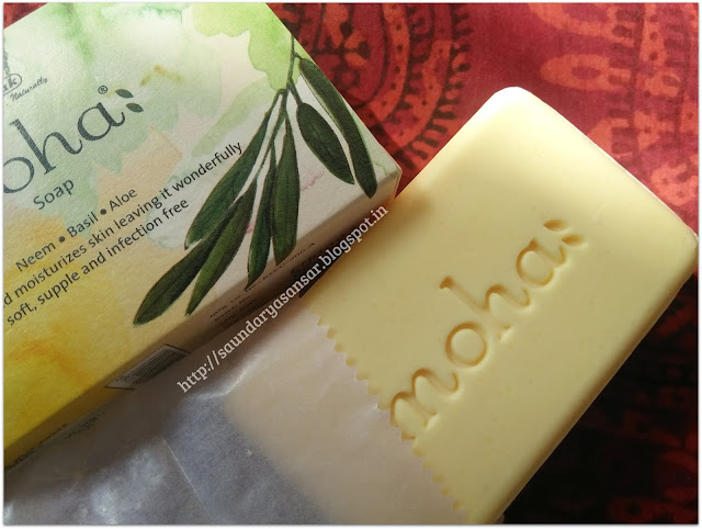 Moha Herbal Soap Review