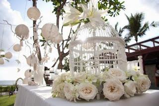 Tips Dekorasi Pernikahan Minimalis dan Berkesan
