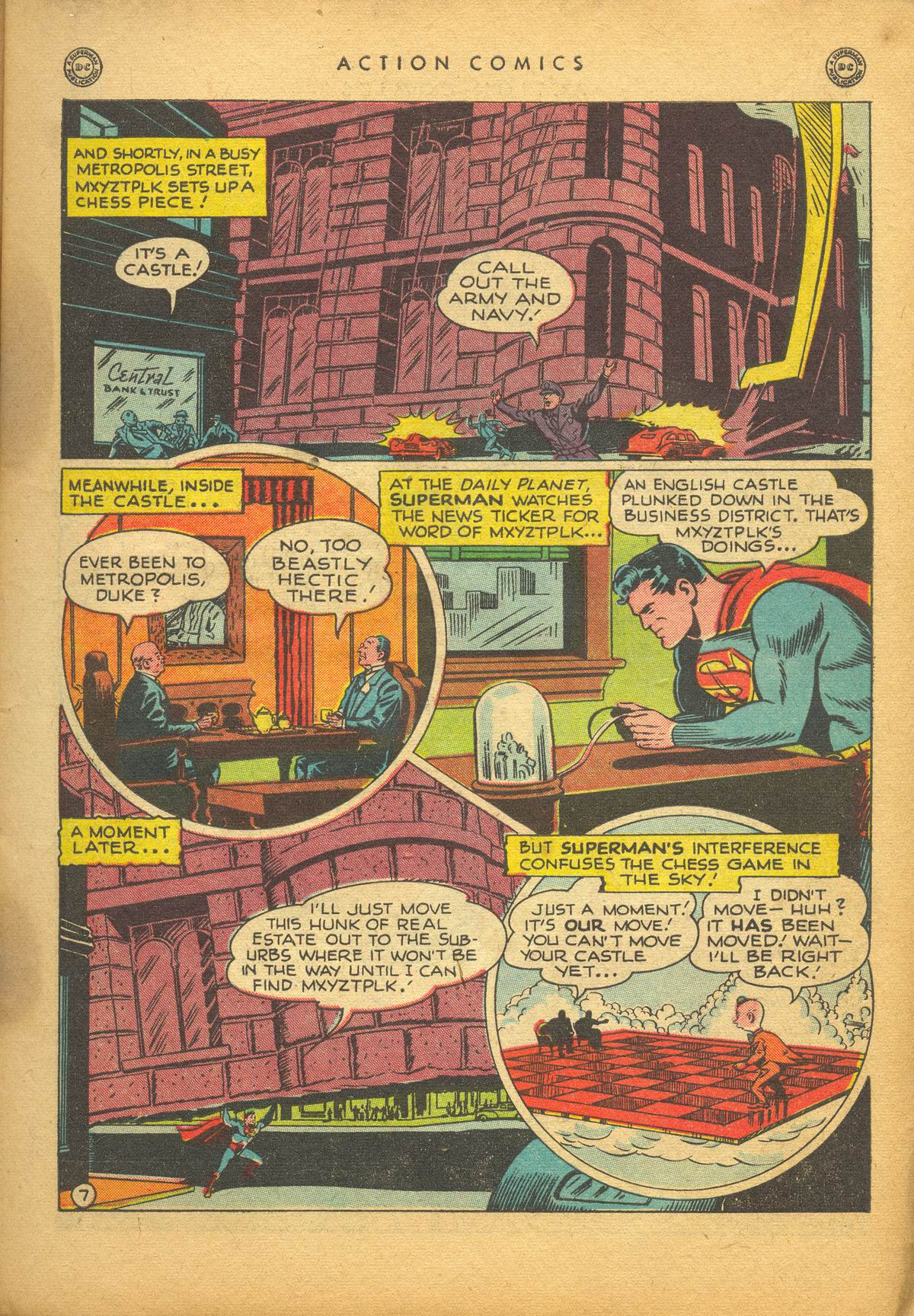 Read online Action Comics (1938) comic -  Issue #112 - 9