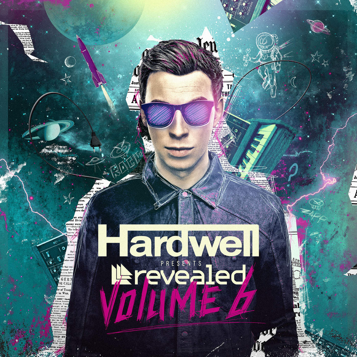 Hardwell - Hardwell Presents Revealed, Vol. 6 Cover