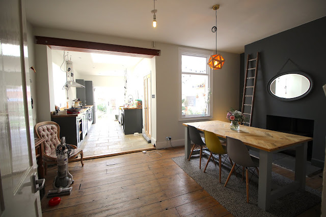 Victorian Terrace Kitchen-Diner