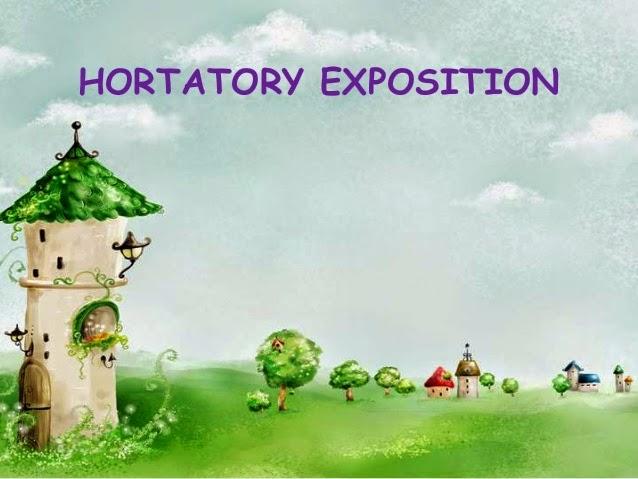 Latihan Soal Bahasa Inggris Hortatory Exposition 2015 Kumpulan