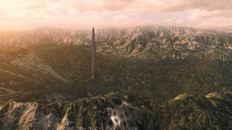 "The obelisk in the SGU episode of ""Faith"""