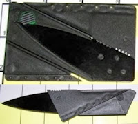 Credit Card Knife (LAN)