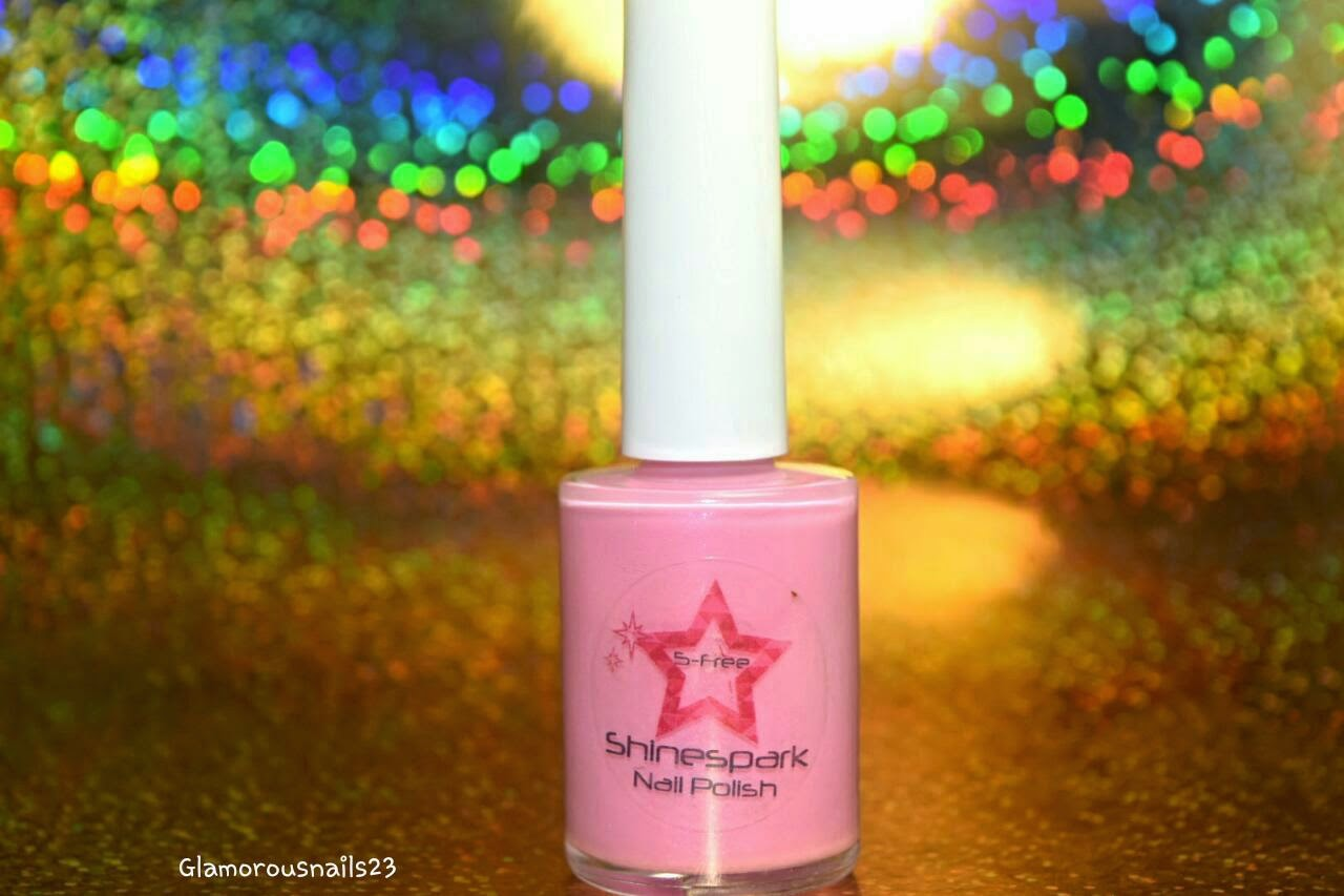 Shinespark Polish Flamingo