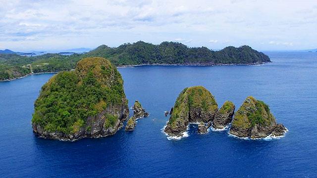 Pulau Wayang Lampung