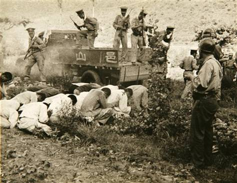 Bodo League massacre
