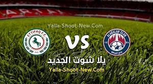 نتيجة مباراة العدالة والإتفاق اليوم الثلاثاء بتاريخ 05-08-2020 في الدوري السعودي