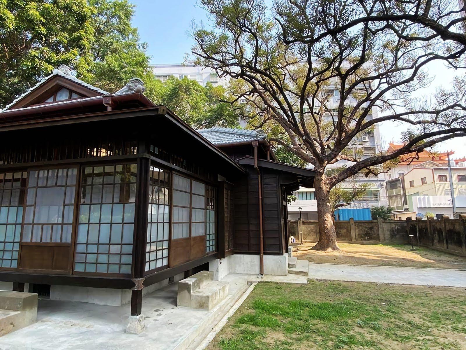 日式場長宿舍修復完成|「府東創意森林」成為新的打卡熱點