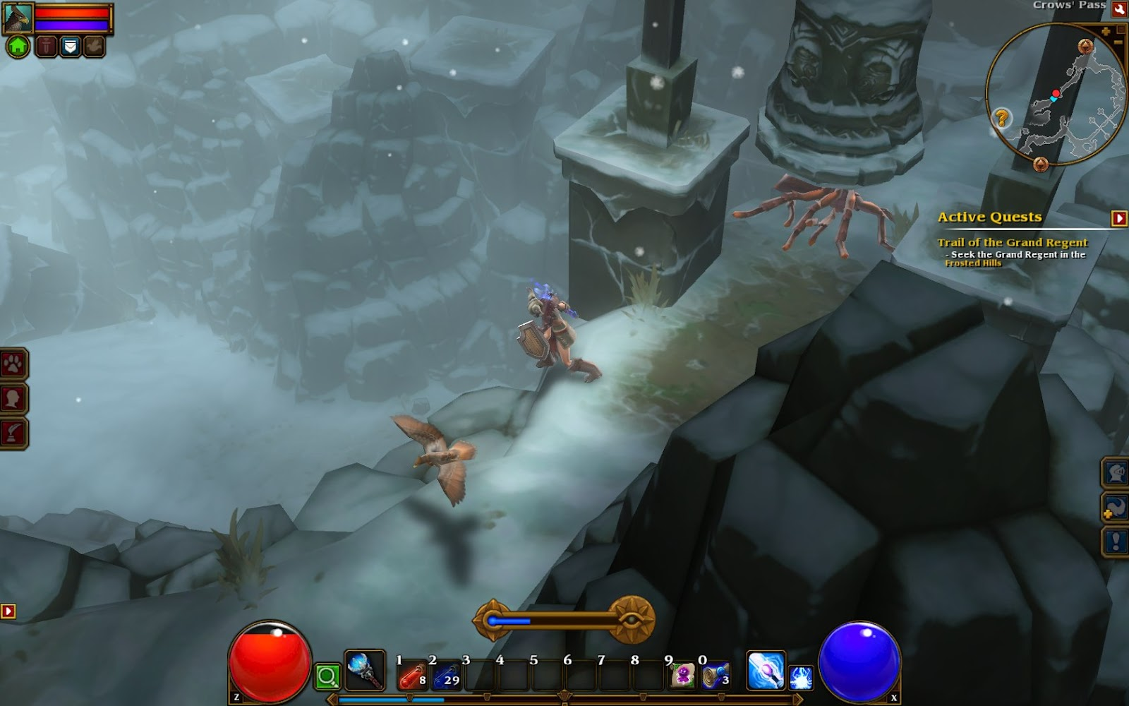 Playing Games I didn't pay much for: Torchlight 2 (Beta)