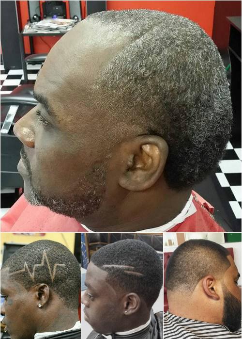 Model Rambut Berduri